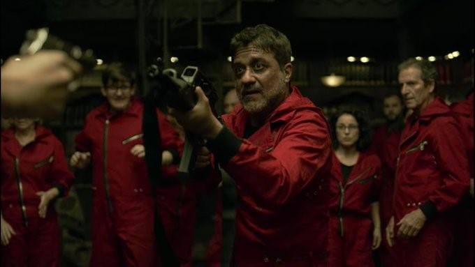 Money Heist Season 4: LaCasa De Papel 4 Netflix Release Time Into Action 2