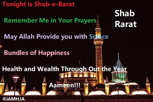 Shab e Barat Mubarak Images Wishes, Quotes, Status, Dua & Pic 4
