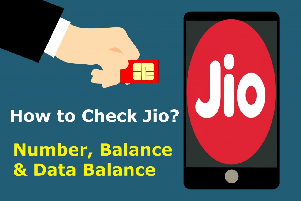 How to Check Jio