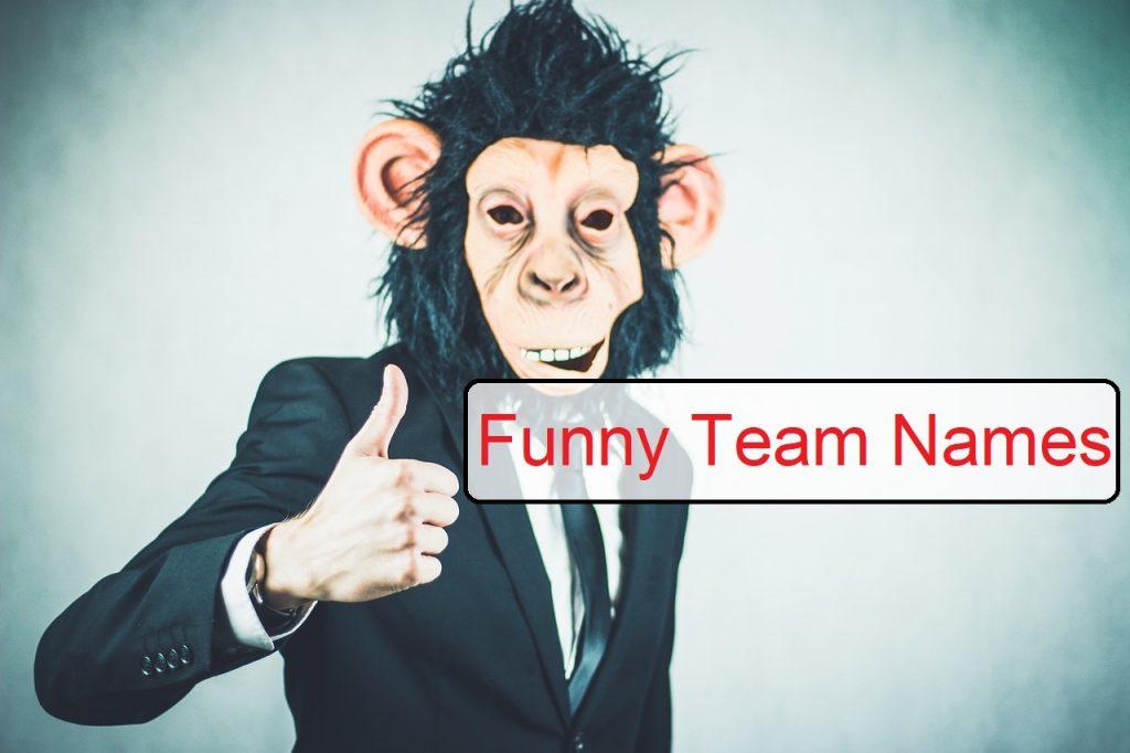 Funny Team Name