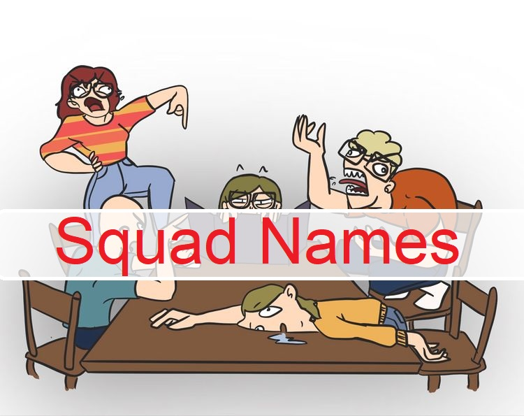Best Team Names 2021 [Unique, Good, Cool, Funny] 4