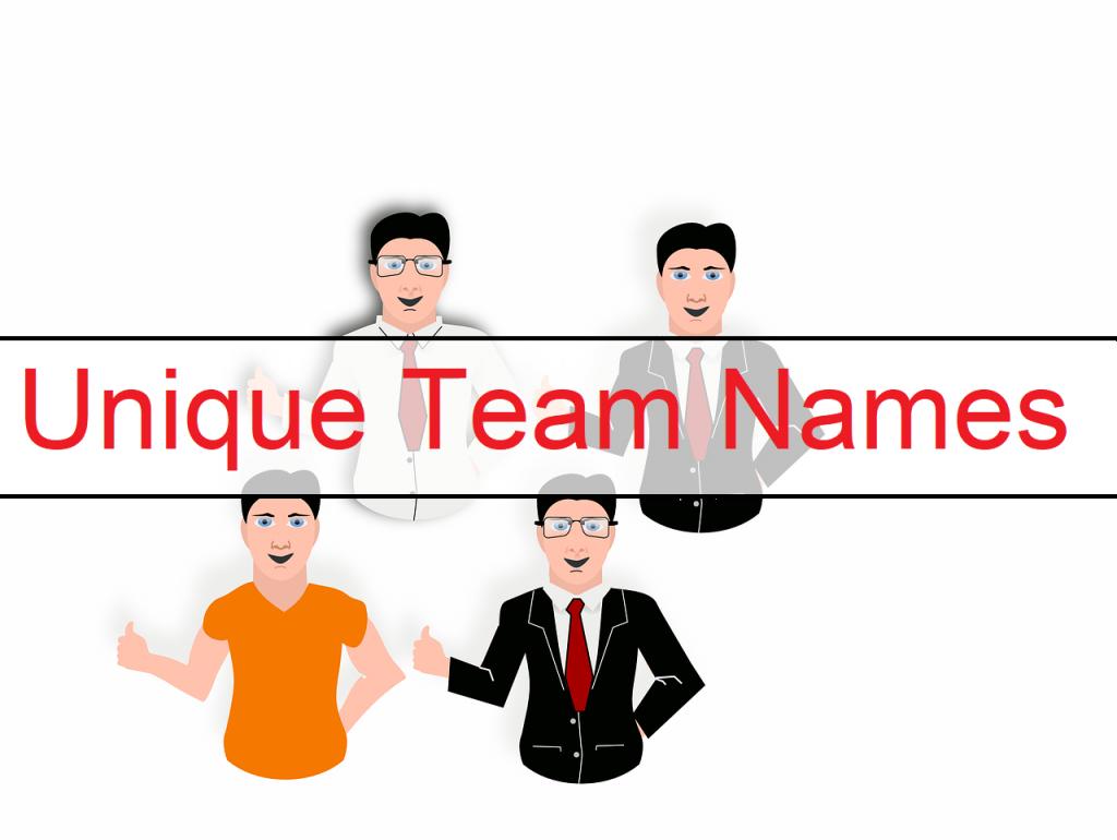 Best Team Names 2021 [Unique, Good, Cool, Funny] 6