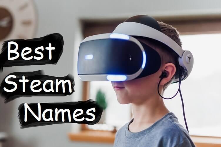 Best Steam Names