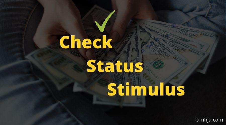 Check Status of Stimulus Check