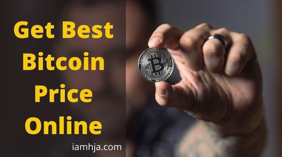Get the Best Bitcoin Price Online