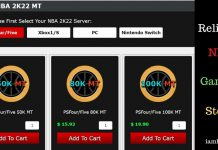 NBA 2K212 MT Coins Reliable NBA Gaming Store