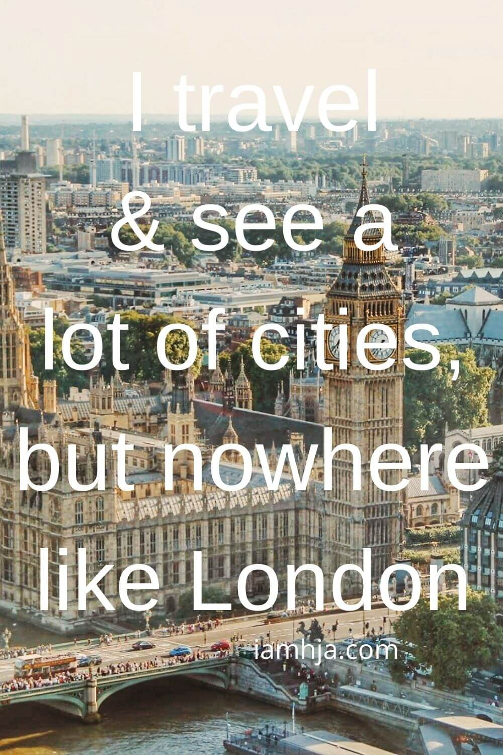 109+ Best London Quotes & Famous Sayings About London 3