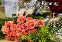 Keys to Success in Running your Flower Shop