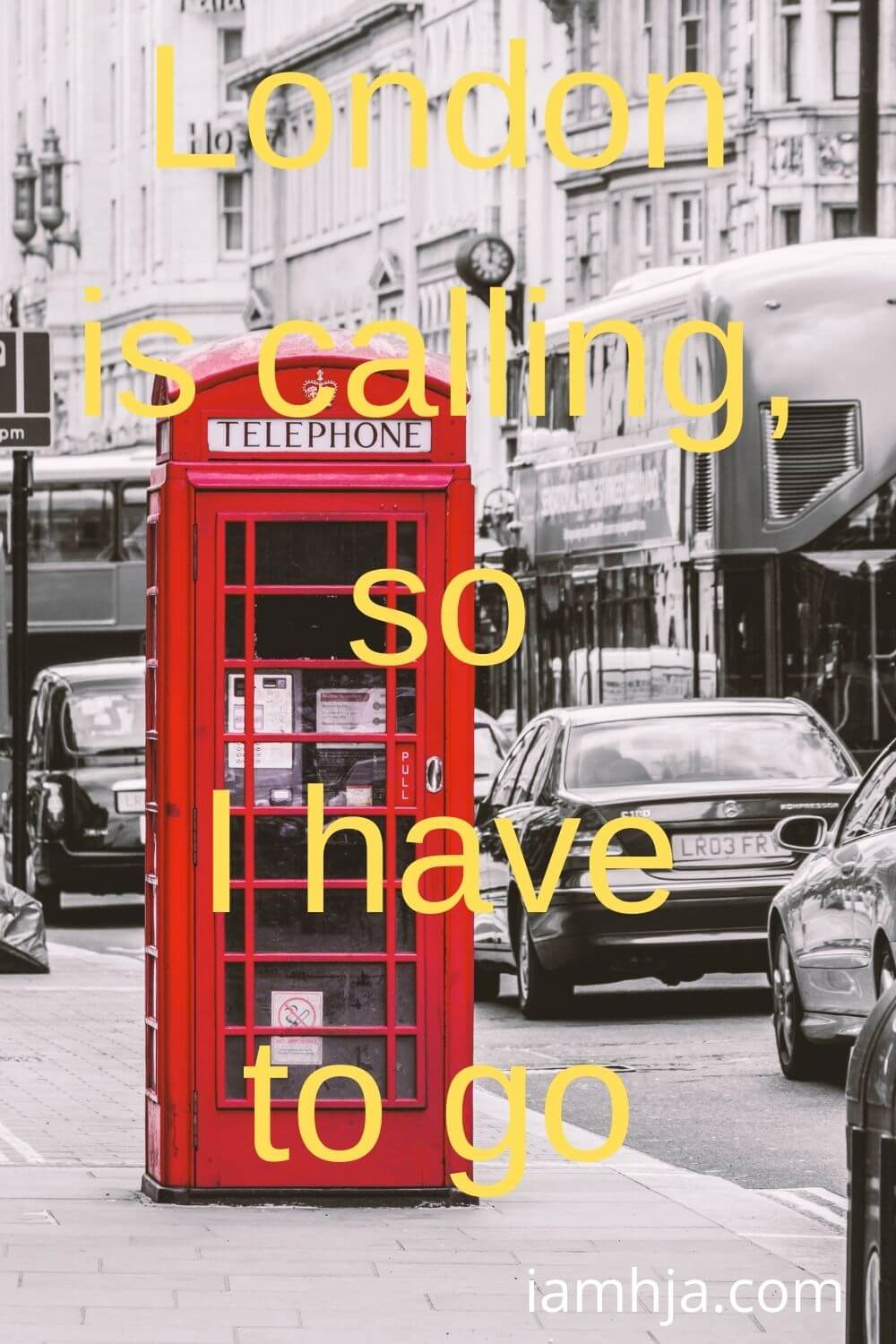 109+ Best London Quotes & Famous Sayings About London 1