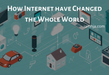 How Internet have Changed the Whole World