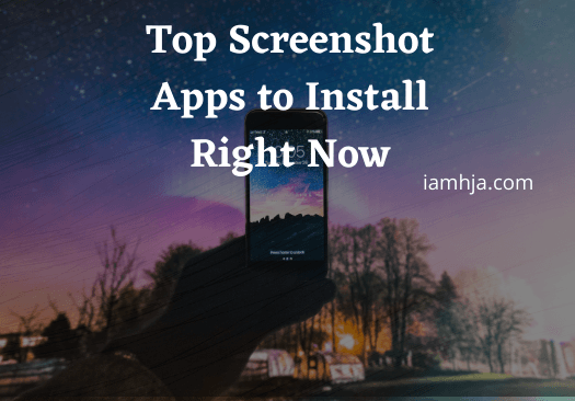 Top Screenshot Apps to Install Right Now