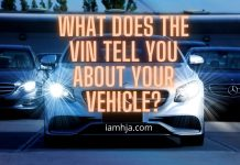 What Does the VIN Tell You about Your Vehicle
